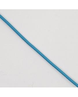 Cordón o goma elástica redonda de 3 mm cinta decorativa para proyectos y trabajos de manualidades que precisen elasticidad