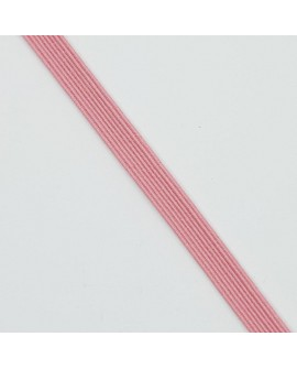 Goma o cinta elástica plana de color y 6,5 mm especial para prendas y manualidades que precisen elásticidad