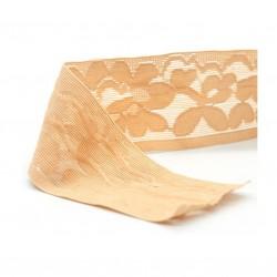 Cinta elástica con silicona, especial para fajas de 5 cms