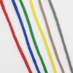 Cordón especial para mascarillas elástico suave de color, también llamado cordón quirúrgico