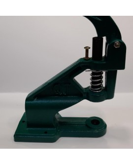Máquina fornituras herramienta de costura multiusos especial tachas, perlas, ojetes, remaches, broches,..