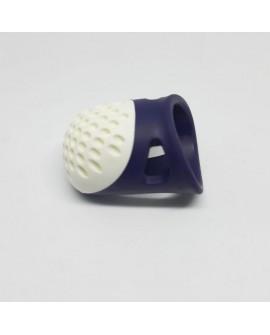 Dedal novedoso especial costura ergonómico prym se adapta a tu dedo facilitando tu trabajo evitando rozaduras y pinchazos