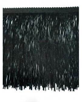 Fleco cuquillo 60 cms decorativo negro