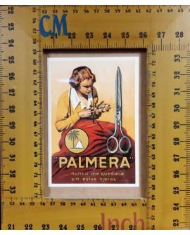 Tijeras Palmera. especial para modistas y sastres, de alta calidad y gran precisión.