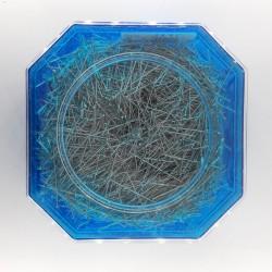 Alfileres costura Folch 25 gramos, especial para costura, sastres, labores, manualidades,.. excelente elasticidad
