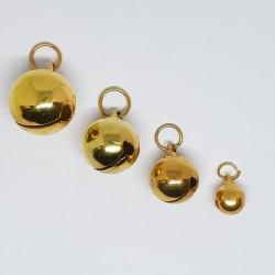 Cascabeles dorados