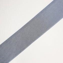Cinta elástica vaquera de 4 cms. Resistente, suave y cómoda, especial cintura de faldas y pantalones. Ideal para ropa ceñida.