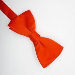 Pajarita de caballero clásica con regulador de color roja, accesorio ideal para momentos especiales