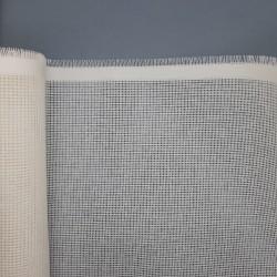 Tela o tejido de cañamazo ancho 50 cms y distintas medidas. Especial para trabajos de bordados.