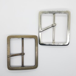 Hebilla metálica cuadrada 5 cms