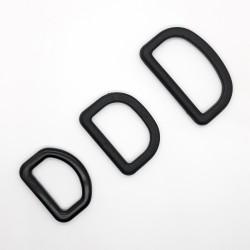 Piquete o anilla semicircular de plástico